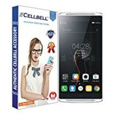 Buy CELLBELL® Tempered Glass Screen Protector For Lenovo Vibe X3 With FREE Installation Kit from Amazon