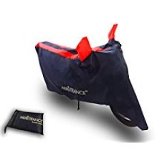 Mototrance Sporty Arc Blue Red Bike Body Cover For Royal Enfield Bullet 500 for Rs. 259