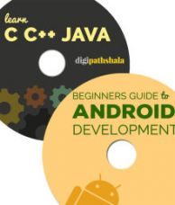Buy C, C++, Java DVD & get Android Development guide FREE for Rs. 599