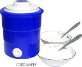Electric Curd Maker - Make Curd In Just 120 Minutes for Rs. 450