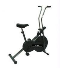 Flat 15% off on Exercise Bike With Cooling Fan Wheel