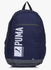 Get 35% off on Puma Pioneer Navy Blue Backpack