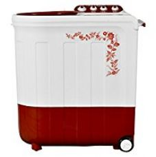 Whirlpool 8.5 kg Semi-Automatic Top Loading Washing Machine (Ace Turbodry 8.5, Coral Red) for Rs. 13,299