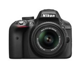 Nikon D3300 with 18-55mm Kit for Rs. 23,799