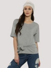 NEW LOOK Tie Waist T-Shirt for Rs. 448