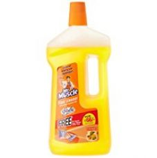 Buy Mr. Muscle Floor Cleaner citrus- 1 L with Glade Refile Floor Perfection 500ml Free from Amazon