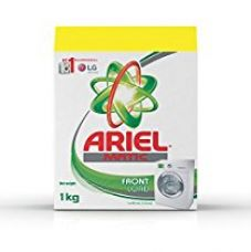 Ariel Matic Front Load Washing Detergent Powder - 1 kg (Rupees 30 off) for Rs. 242