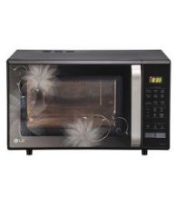 Buy LG 28 Ltrs MC2846BCT Convection Microwave Oven Black for Rs. 15,300