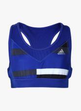 Adidas Yg T Y Tf Aopbr Blue Casual Top for Rs. 900