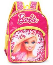 Get 20% off on Barbie Imagination School Bag Pink - 12 inches