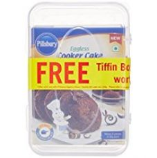 Buy Pillsbury Cake Mix, Choco Idli, 120g (Pack of 2) with Free Tiffin Box from Amazon