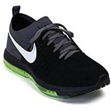 Nike Unisex Black Gray Sports Shoes -10 for Rs. 5,999