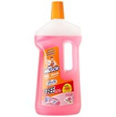 Mr. Muscle Floor Cleaner Glade Citrus - 1L With Free Mr. Muscle Floor Cleaner Floral Perfection 500ml for Rs. 499