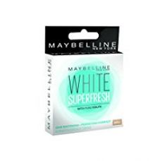 Buy Maybelline New York White Super Fresh Compact Shell, 8g from Amazon
