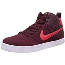 Nike Men's Liteforce III Mid Mroon Casual Shoes (9 UK/India) for Rs. 3,330