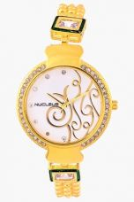 Buy X NUCLEUSAnalog Watch for Formal & Casual Wear for Women NSLJGW    NUCLEUS Analog Watch for Formal & Casual Wear for Women NSLJGW    ...       Rs 6500 Rs 3185  (51% Off)         Size: FS from ShoppersStop