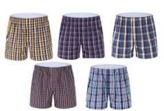 Get 62% off on Pack Of 5 Boxer Shorts For Mens