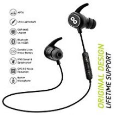CrossBeats PULSE Wireless Bluetooth Headset In-Ear Sports earbuds Supports Apple, Android, Windows Mobile/Laptop/Tablets for Rs. 3,499