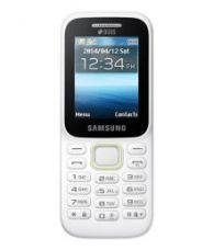 Get 6% off on Samsung B310E Guru Music 2  (White)