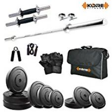 Buy Kore 20KG Combo DD9 Home Gym from Amazon