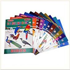 Colouring Books Set of 12 for Rs. 280