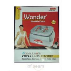 Buy Wonder Brand 5 In 1 Oxygen & Blood (Power) Circula for Rs. 8,099