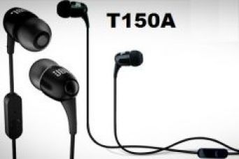 Get 85% off on Jbl T150a Purebass In-the-ear Headset With Microphone Imported