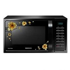 Samsung MC28H5025QB  28-Litre Microwave Oven with Slim Fry (B for Rs. 14,799