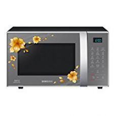 Samsung CE77JD-QH 21-Litre Microwave Oven with Slim Fry (Bl for Rs. 12,399