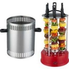Buy Electric Barbecue Vertical Rotisserie Grill Kabab And Tikka Maker- Polaris for Rs. 1,999