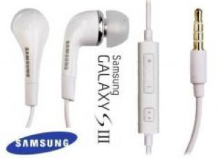 Buy Samsung Handsfree Headphones Earphones Galaxy S4 S3 I9300 S5 Note3 from Rediff