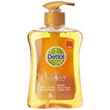 Dettol Classic Clean Liquid Hand Wash - 250 ml (Gold) for Rs. 99