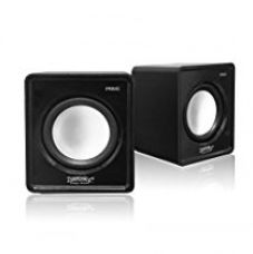 Zebronics Prime 2 2.0 Channel Multimedia Speakers (Black) for Rs. 199