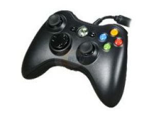 Buy Microsoft X-box 360 Analog Wired Controller Black for Rs. 949