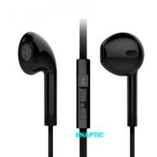Buy Snaptic Noise Isolation Noodle Stereo Headset Earpods With Mic for Rs. 179