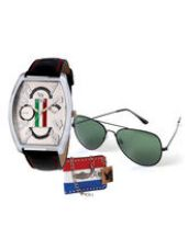 Flat 75% off on Chappin & Nellson gents Watch with Cooper Sunglass...