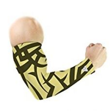 Buy Le Gear Tribe Series Arm Sleeves (Tribal Beige, Free Size) from Amazon