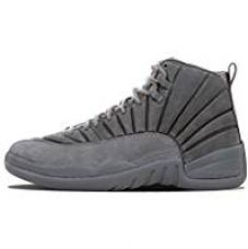Buy Air Jordan x PSNY Nike Mens Public School x Air Jordan 12 Retro Dark Grey/Black Suede Size 11. 5 130690 003 from Amazon