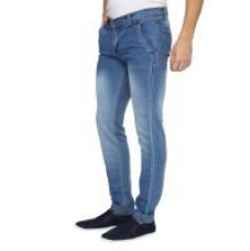 Buy Wajbee Mens Stretchable Slim Fit Jeans for Rs. 399