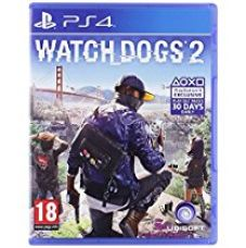 Buy Watch Dogs 2 (PS4) from Amazon