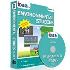 Idaa Class 2 Environmental Studies Educational CBSE (CD) for Rs. 199