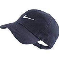 Buy Nike 546126-454 Swoosh Cap, One Size (Navy  Blue) from Amazon