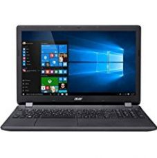 Acer Aspire ES1-572 15.6-inch Laptop (6th Gen Core i3-6006U/4GB/500GB/Linux/Integrated Graphics), Black for Rs. 27,630