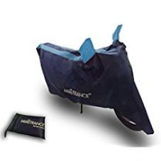 Buy Mototrance - Sporty Arc Blue Aqua Bike Body Cover for Honda Activa I from Amazon