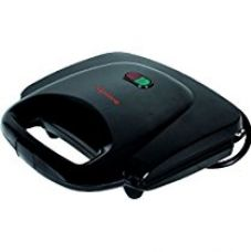 Buy Lifelong LLSM118G 750-Watt 4-Slice Grill Sandwich Maker (Black) from Amazon