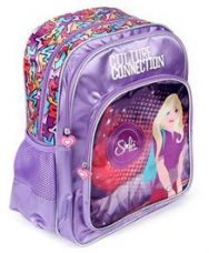 Get 42% off on Steffi Love School Backpack Purple - 16 Inches