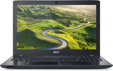 Buy Acer Core i5 7th Gen - (8 GB/1 TB HDD/Linux) E5 - 575 Notebook  (15.6 inch, Black) for Rs. 34,990