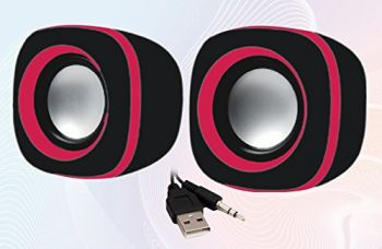 QHM 602 USB MINI SPEAKER for Rs. 199