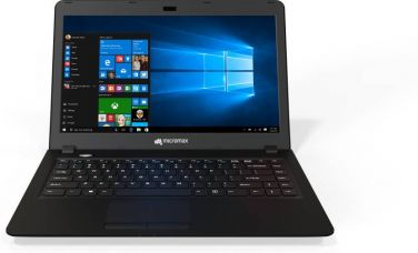Get 15% off on Micromax Ignite Pentium Quad Core 4th Gen - (4 GB/1 TB HDD/Windows 10 Home) LPQ61408W LPQ61 Notebook  (14 inch, Black)