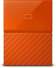 Flat 36% off on WD My Passport 1 TB Wired External Hard Disk Drive  (Black)